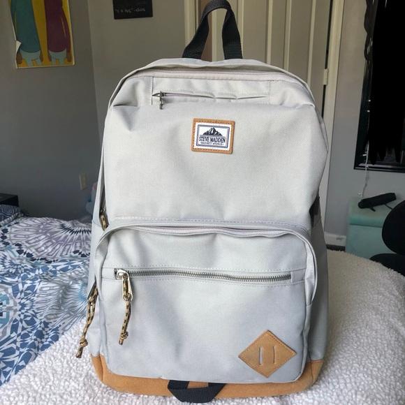 d336c8fcd8 Steve Madden Gray Classic Sport Backpack. M_5af863663b16088875968c15
